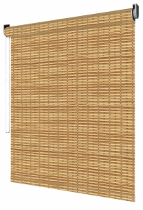 Bambusové rolety, řetízkové