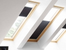 Plisované rolety pre strešné okná, dvojité