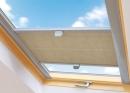 Plissé rolety pro střešní okna
